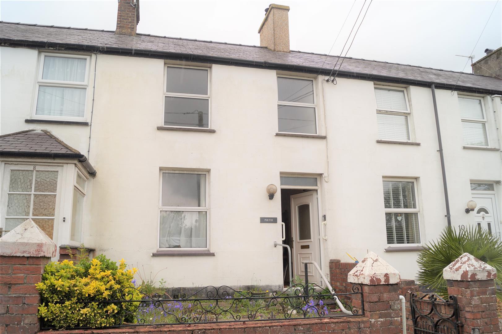 Glan Y Wern Terrace, Chwilog, Pwllheli - £95,000